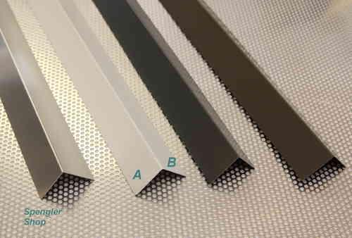 dachrinnen fallrohr bleche in kupfer titanzink aluminium. Black Bedroom Furniture Sets. Home Design Ideas